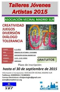 TalleresdeJovenes-artistasAVMS-Vallecas-01-Oct2015