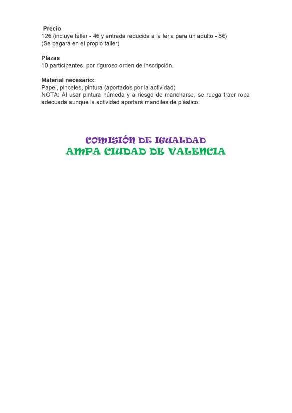 11ª FERIA DE ARTE  CONTEMPORÁNEO. Comisión Igualdad_Página_3