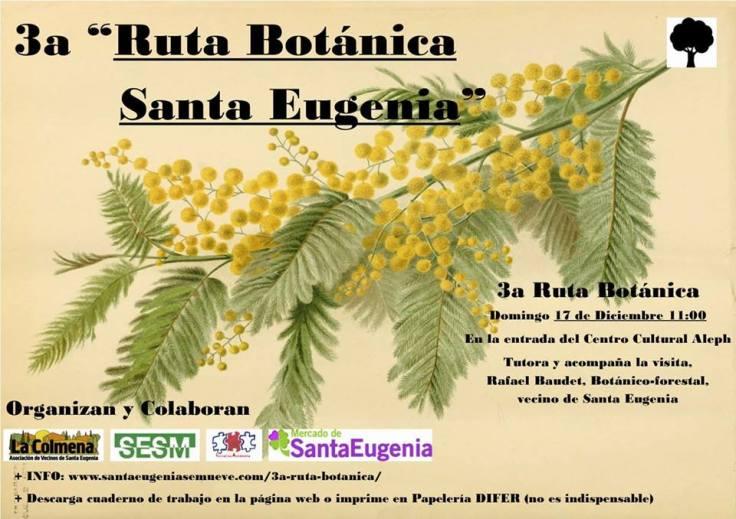 tercera ruta botanica