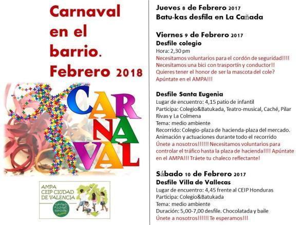 carnaval completo