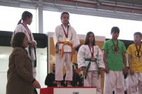 PODIUM ANA KARATE